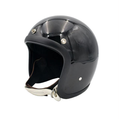 BORN FREE ヴィンテージスタイル ヘルメット ブラック