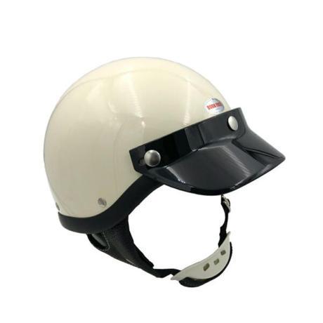 BORN FREE SHORTY ハーフヘルメット アイボリー