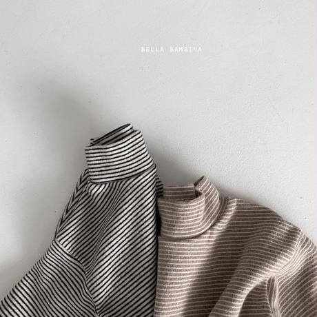 loose fit turtle neck