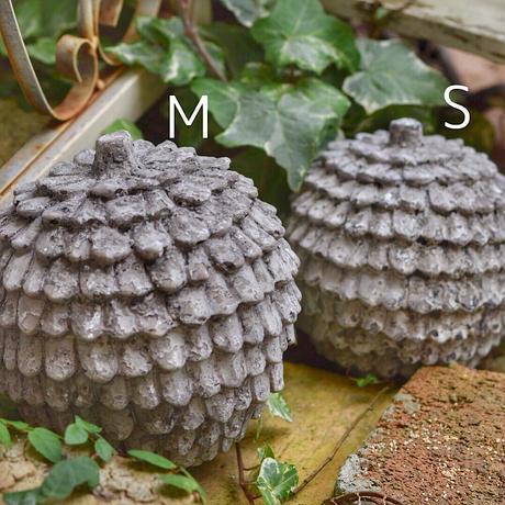 木の実のオブジェ Acorn -Mサイズ