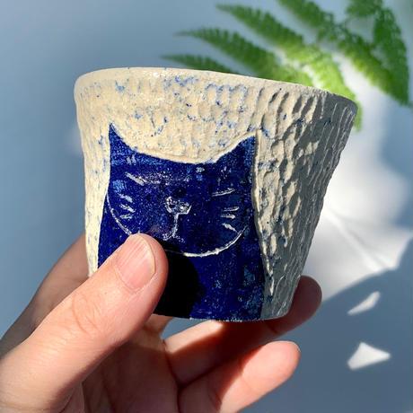 青掻き落としカップ 芽