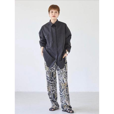 【御予約】Patchwork Pattern Trousers