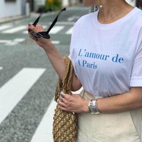 L'amour de A Paris ロゴT