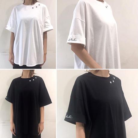 triple star Tシャツ