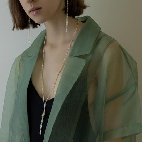 Quattro ball necklace