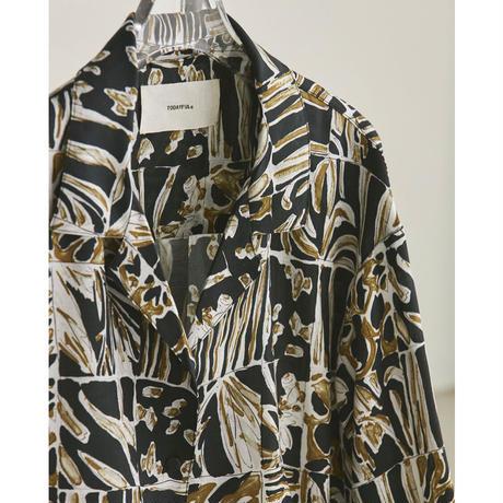 【御予約】Patchwork Pattern Shirts