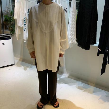 ドレスディテールシャツ