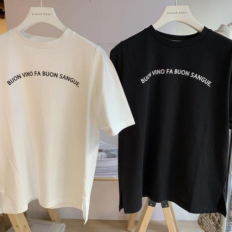 【御予約】ロゴTシャツ