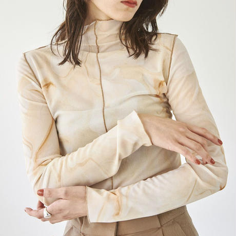Marble Turtle Tops