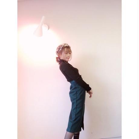 ヴィンテージ風エレガントスカート