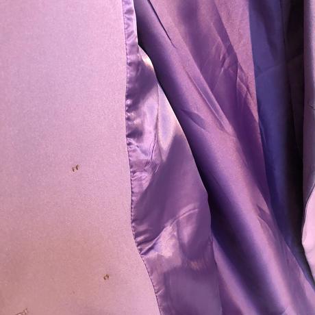 ダブルプレストジャケットオーバーコート