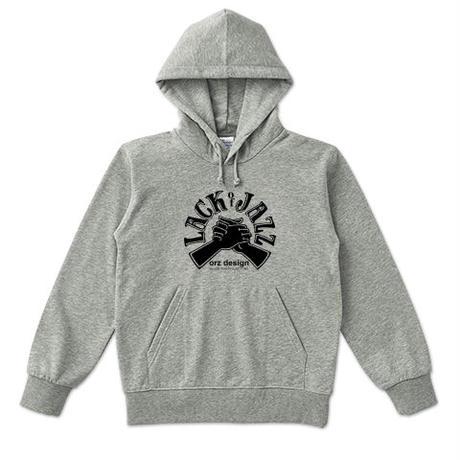 """orz design – """"LACK of JAZZ"""" Hoodie"""