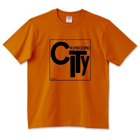 "orz design – ""#1 Record City"" Tee"