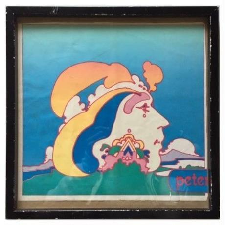 Peter Max – Vintage Poster