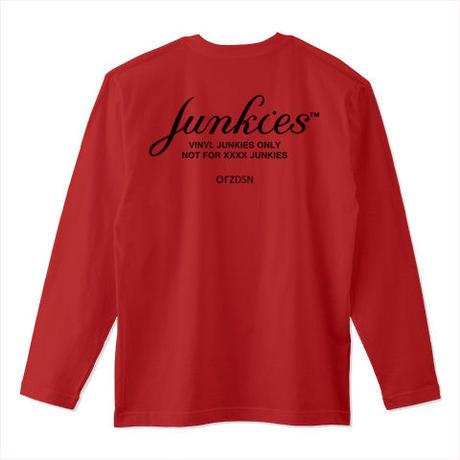"orz design – ""Junkies"" L/S Tee"