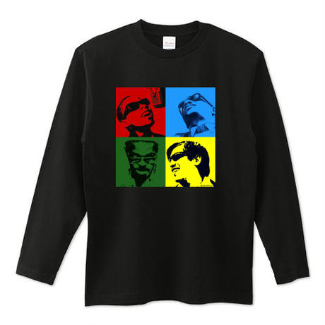 "orz design ‎– ""4 Blind Legend"" L/S Tee"