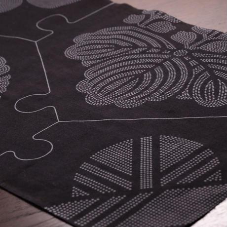 呂色 | 五大家紋手ぬぐい  かまわぬ製