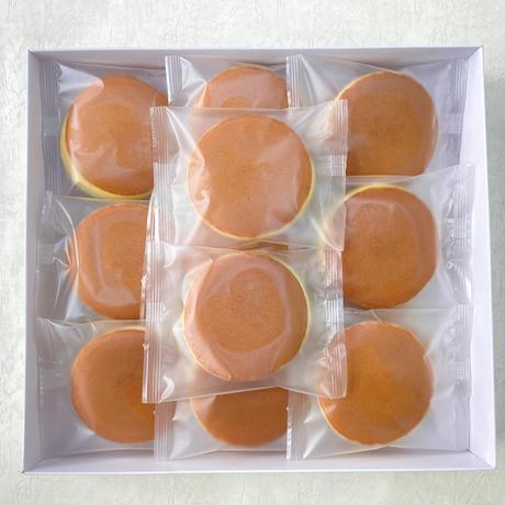 【京阿月オリジナル】みかさ(どら焼き)の皮 20組(40枚) おうち時間にお使いください