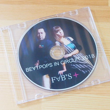 F∀B'S+  LIVE DVD「BE∀TPOPS IN CIRCUIT 2018」