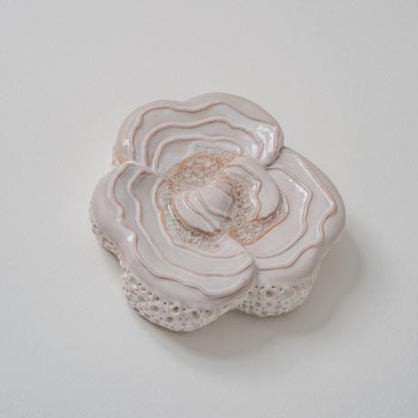 wall art white mushroom 08093