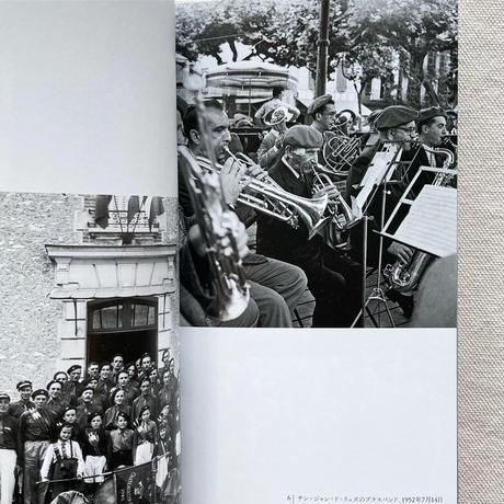 ドアノーと音楽、パリ