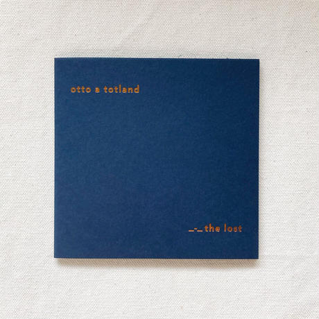 〈CD〉Otto A Totland|The Lost (2nd Edition)