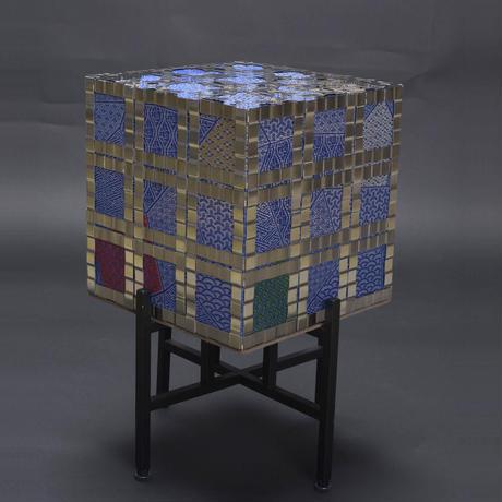[KTI020023]行燈生地貼BOXスタンド