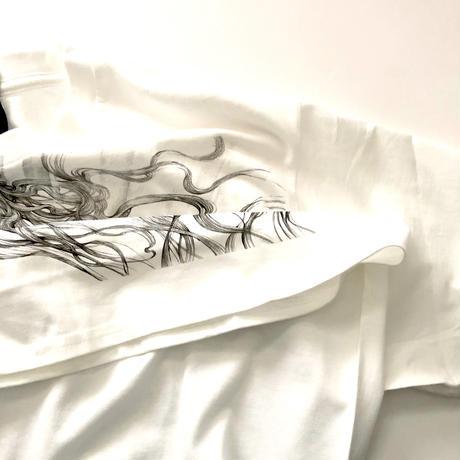 KYOTARO ASTRUM T-SHIRT  XL - size & KYOTARO Drawing セット