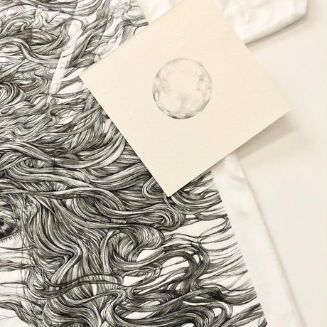 KYOTARO ASTRUM T-SHIRT  M - size & KYOTARO Drawing セット