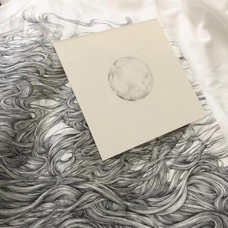 KYOTARO ASTRUM T-SHIRT  L - size & KYOTARO Drawing セット
