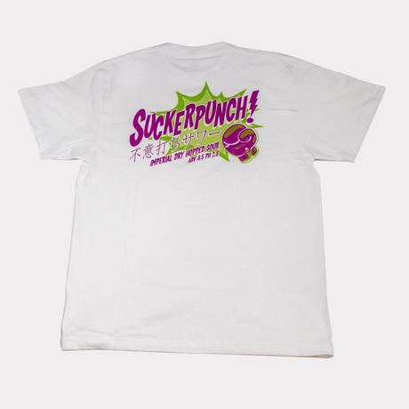 サッカーパンチTシャツ
