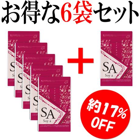 ソイアルファ【6袋セット】