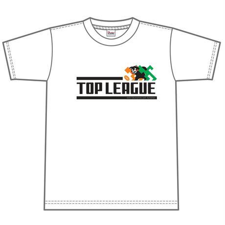 くまモン×トップリーグ コラボTシャツ