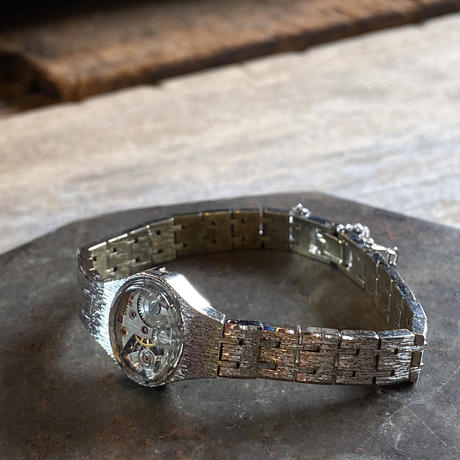 remake antique watch bracelet 【K0554】