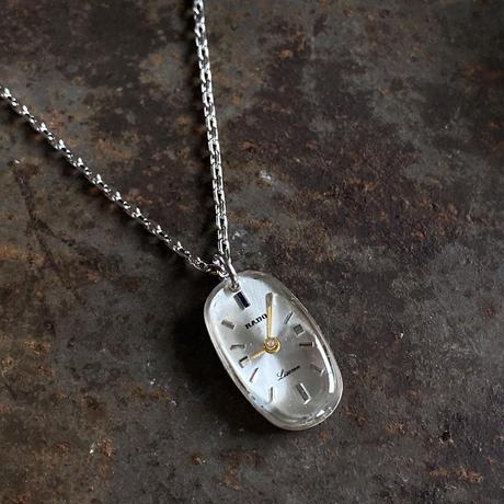 "【new】antique dial necklace ""RADO""【K0538】"