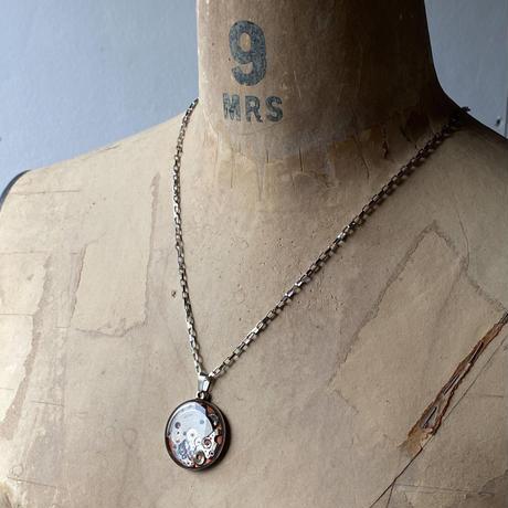 CLOPOA standard necklace copper【K0591】
