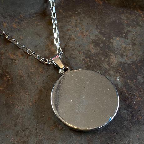 CLOPOA standard necklace blue【K0551】