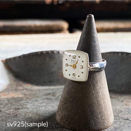 【new】antique time order dial rings【受注製作】