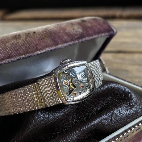 remake antique watch bracelet【K0582】