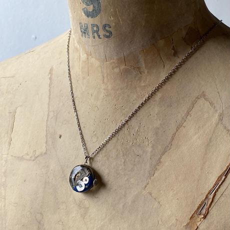 antique dial&movement colors  reversible necklace【K0603】