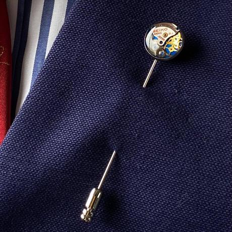 CLOPOA petit hatpin blue【K0506】