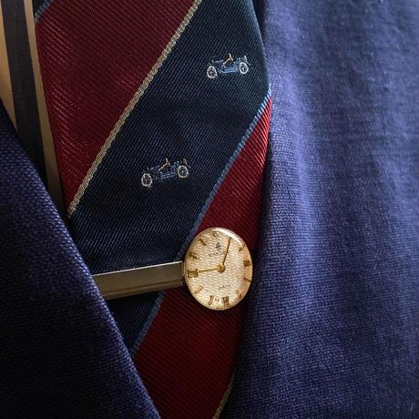 "【売約】antique dial tiepin ""sandoz""【K544】"