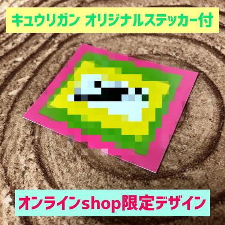【芸術】グラフィックフレームデザインポリ柄開襟シャツ