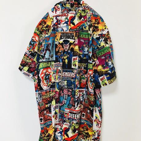 【MAVEL】マーベル vintage comicsデザインシャツ
