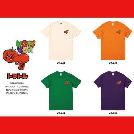 【新】トマトルワンポイントTシャツ
