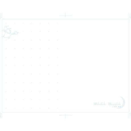 旧暦美人 月のノート