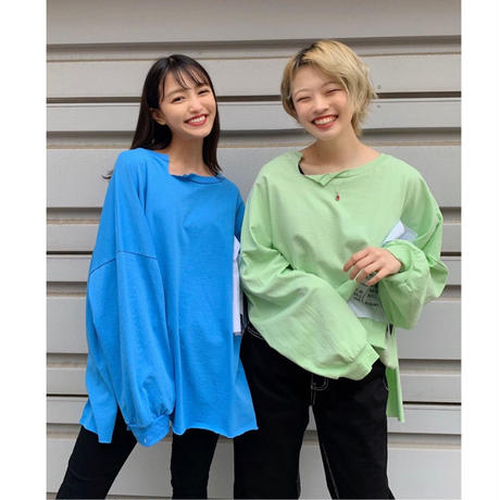 WANTED L/S Tee