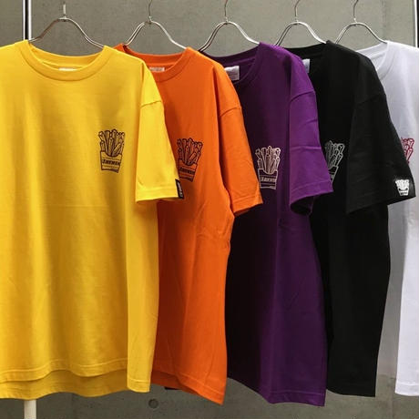01ナンバーポテト Tシャツ