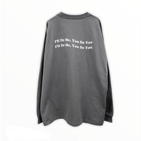 【受注終了】I'll Do Me L/tee★Original