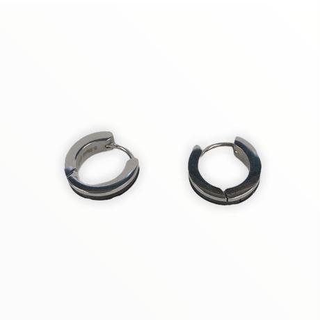 Black line pierce